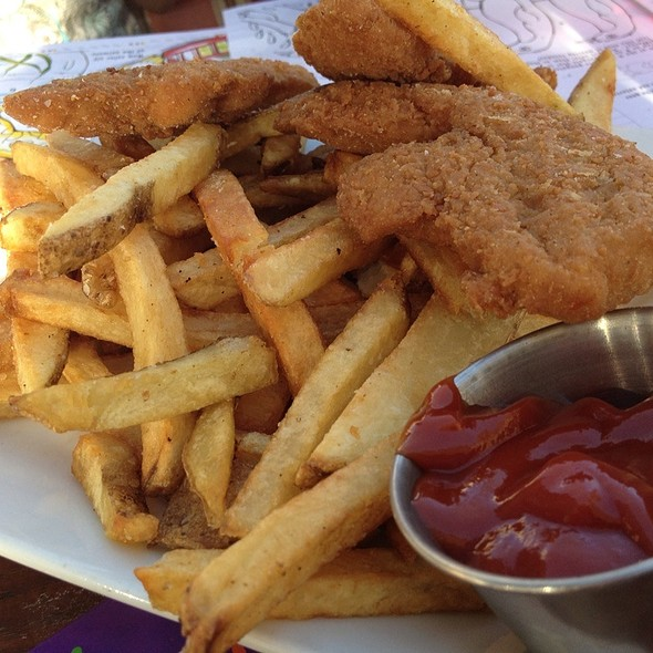 Chicken Fingers @ 88 Wharf Riverfront Grill