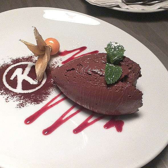 Mousse au Chocolate @ Kopps