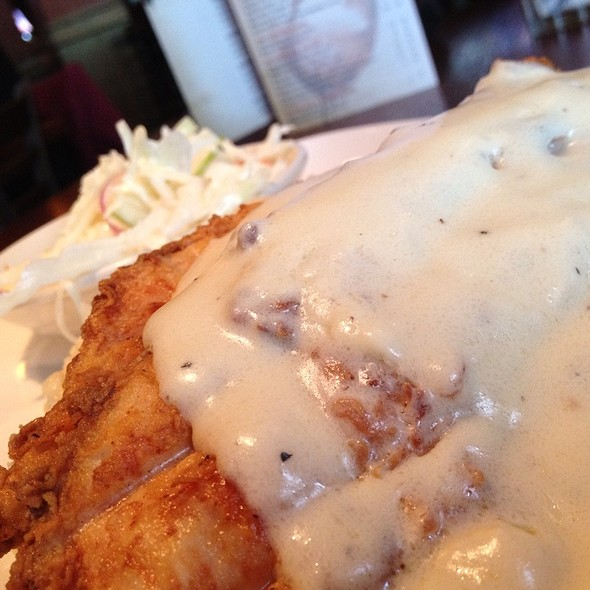 Chicken Fried Chicken @ Rock Bottom Restaurant & Brewery