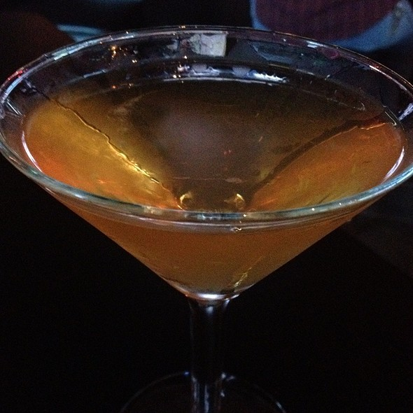 Tequila Martini @ Park Lane Lounge