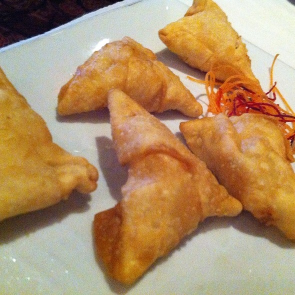 Crab Rangoon @ Mon Jin Lau Restaurant