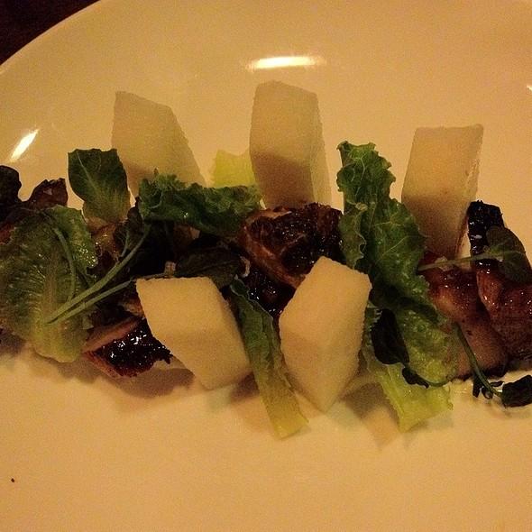 Bacon Tataki @ Uchiko