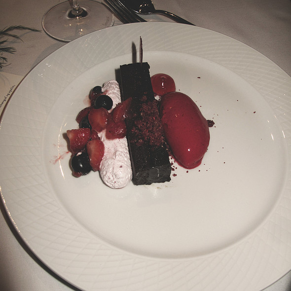 Gateau Au Chocolate @ Mielcke & Hurtigkarl