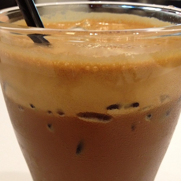 Ice Coffee @ Seed Cafe