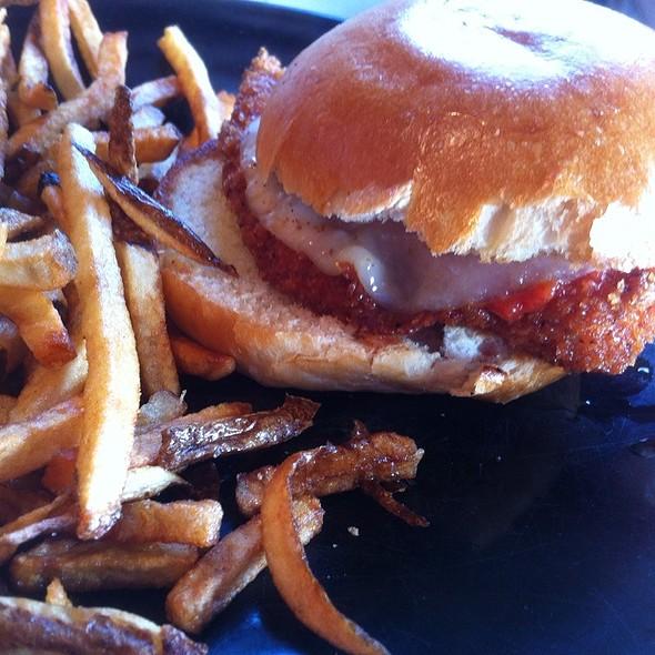 Chicken Parmesan Sandwich @ Tenderjacks