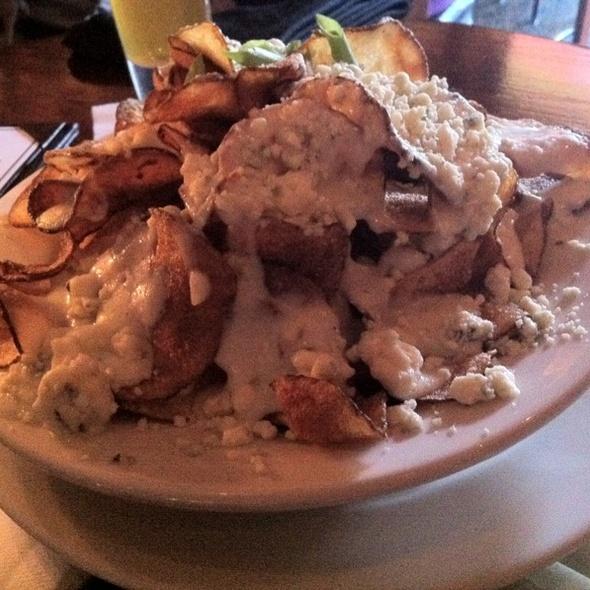 Blue Cheese Chips - Sullivan's Steakhouse - Palm Desert, Palm Desert, CA