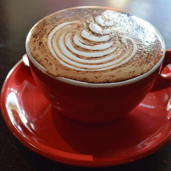 Cappuccino @ Liar Liar Cafe