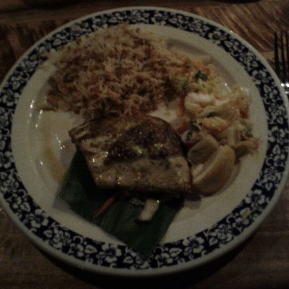 Mahi Mahi Kimos Style  @ Kimo's Restaurant