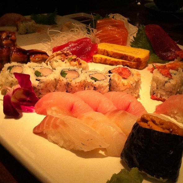 Sushi @ Shibuya
