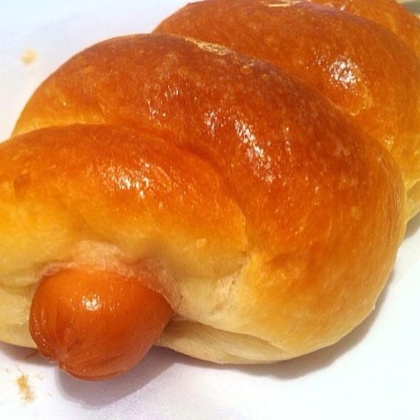 Sausage Bun @ Bread Talk