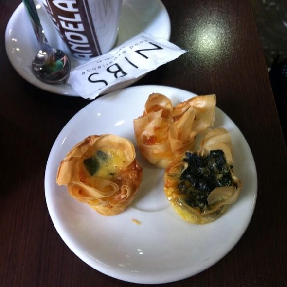 Café & Salty Tapas @ Nibs Café