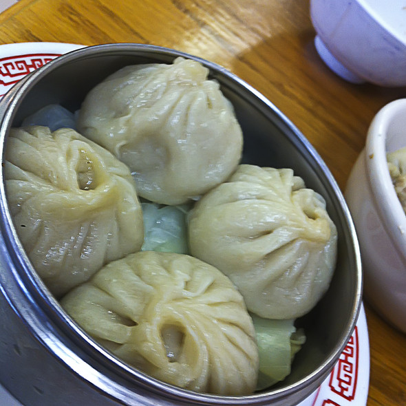 Steamed pork dumplings