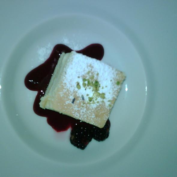 Lemon cake with blackberries - Celestin, Toronto, ON