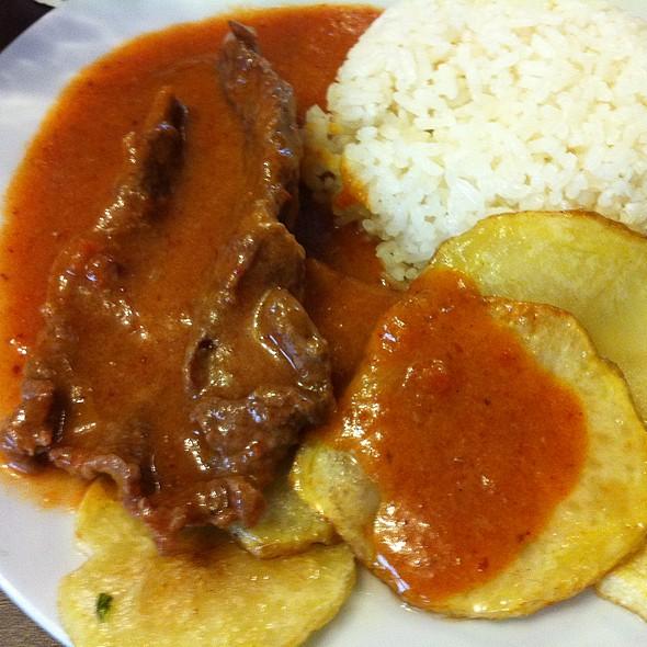 Bisteck a la Parilla @ Sal Y Pimienta