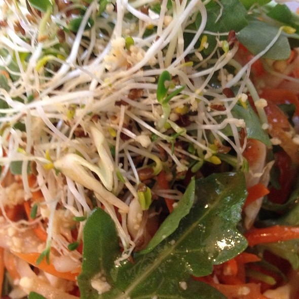 Asian Salad @ HipCityVeg