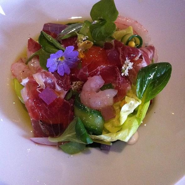 Bergamot Spring Salad @ Callas, Den Haag