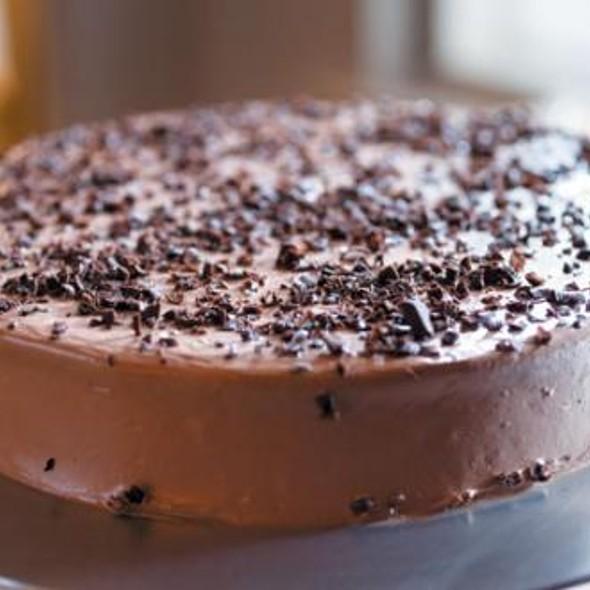 Valrhona Cake @ Miko's Flipside Cafe