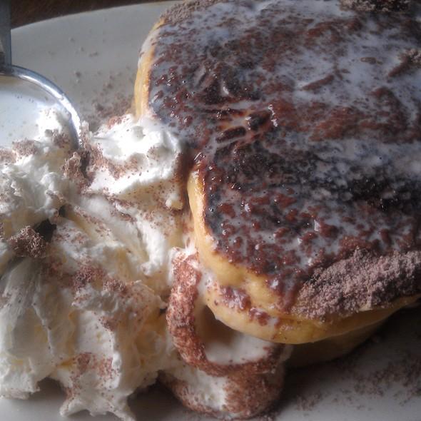pancakes @ Bar Matchless