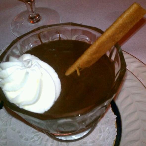 Belgium Chocolate Mousse - Pamplemousse Le Restaurant, Las Vegas, NV