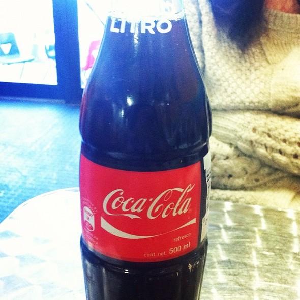 Mexican Coca-Cola @ El Rey del Taco