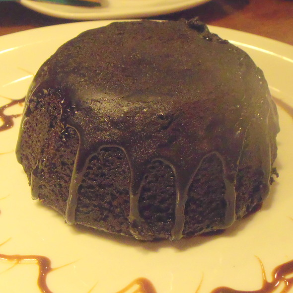 Choco Lava @ simple treats cafe
