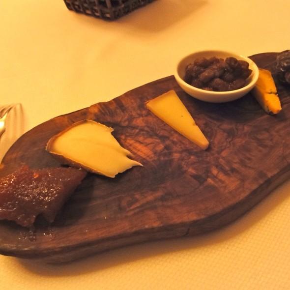 Cheese Platter @ Picholine