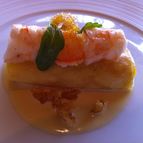 Lobster Tail @ Sant Pau de Carme Ruscalleda