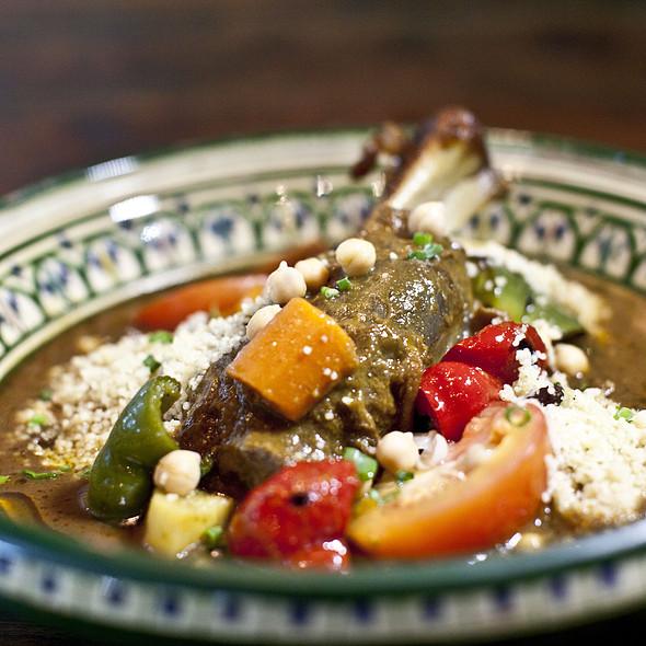 Moroccan Couscous @ Esmirada Orchard