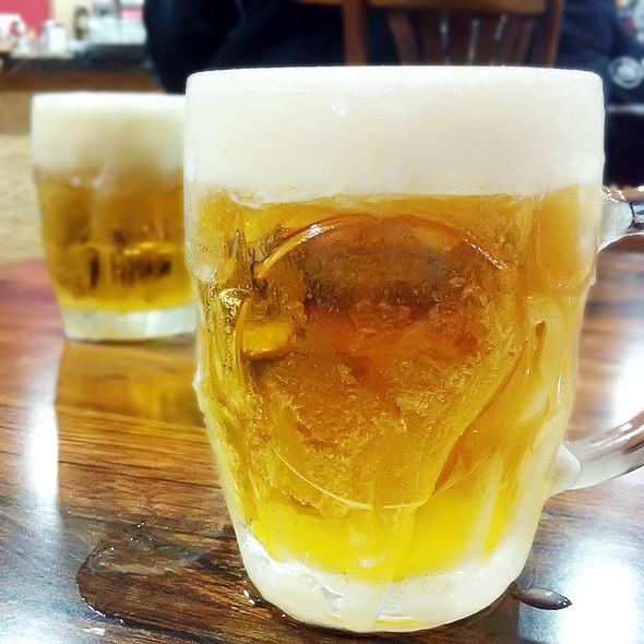 Pint Of Beer @ La Taberna de Manolo
