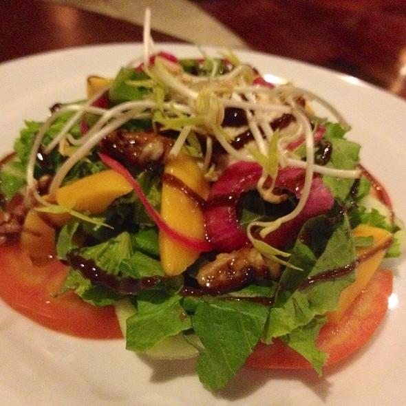 Mixed Green Salad @ The Farm at San Benito