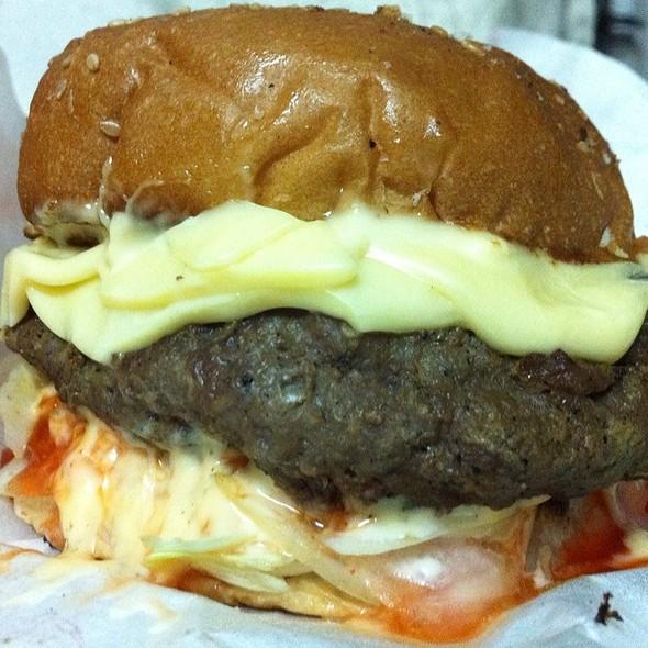 Beef Cheese Burger