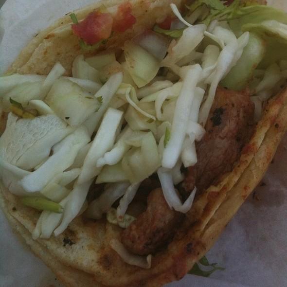 Tacos El Pastor @ Taco Mix