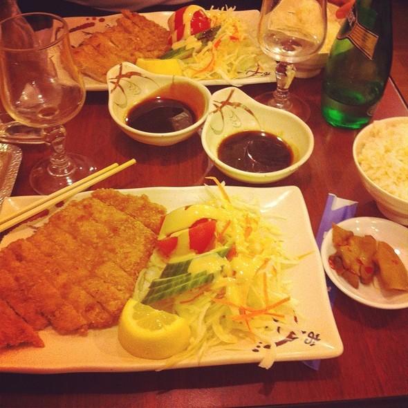 Chicken Katsu @ Hokkaido