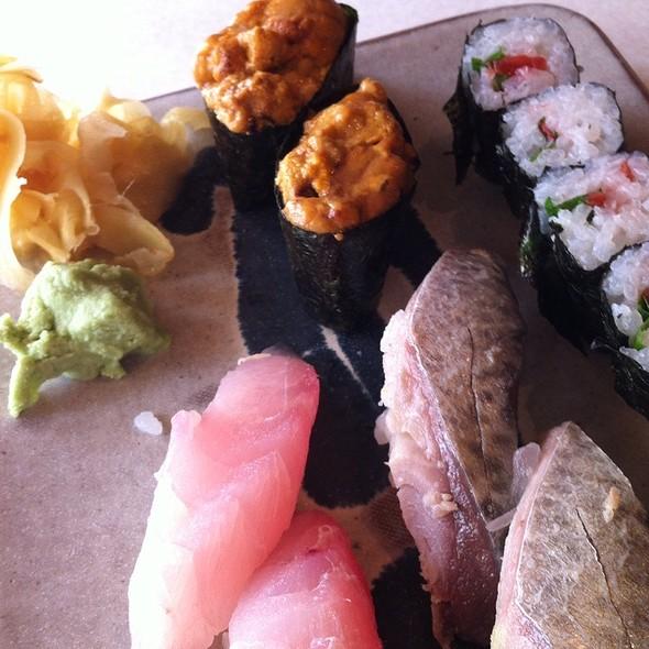 Sushi @ Yamaga