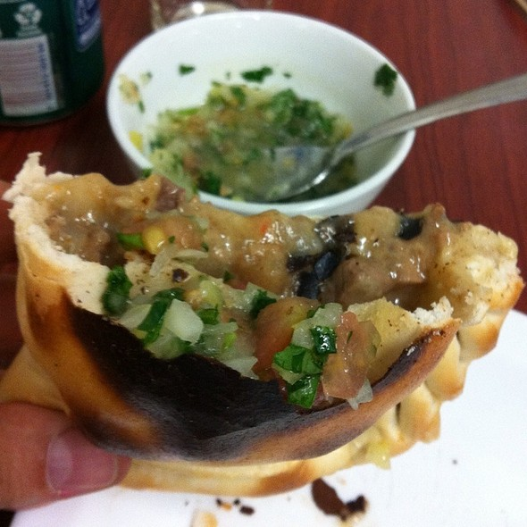Empanada Mechada Queso @ La Tranquera