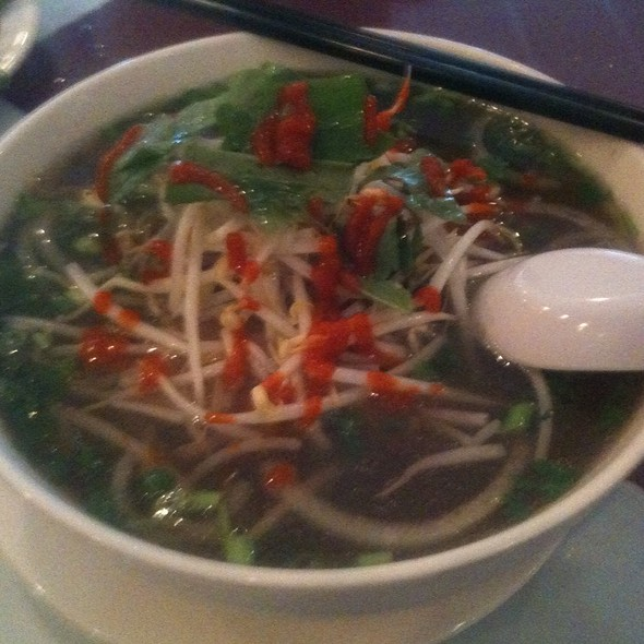 Pho Tai @ Nam Phuong Restaurant