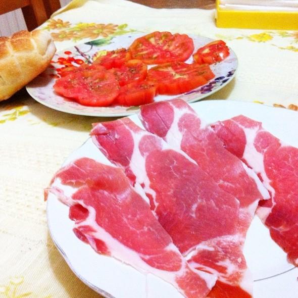 Prosciutto e Pomodorini
