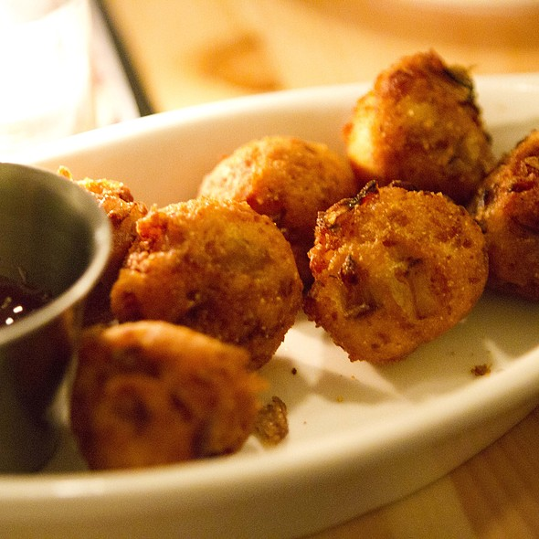 Hushpuppies @ Neely's Barbecue Parlor