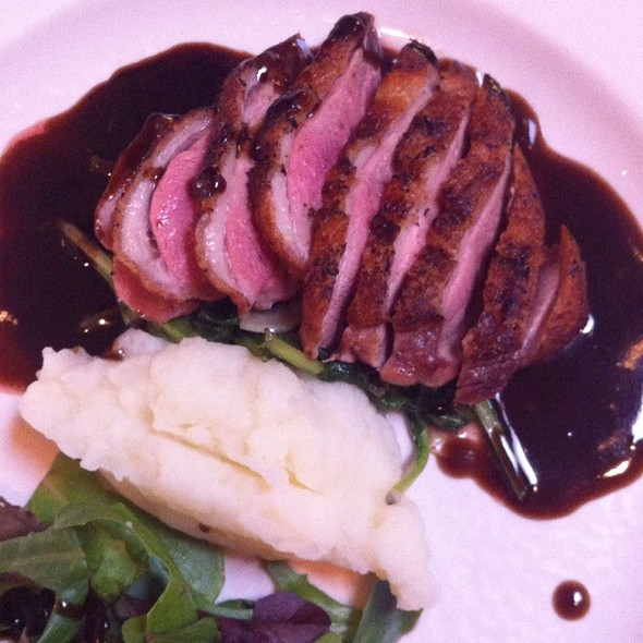 Duck Breast @ Ninna
