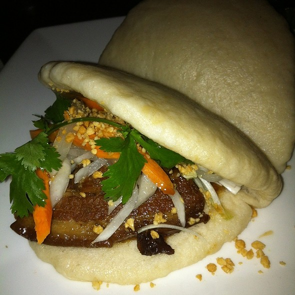 Pork Belly Gwa Bao