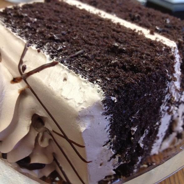 Chocolate Cake @ Las Montanas Supermarket
