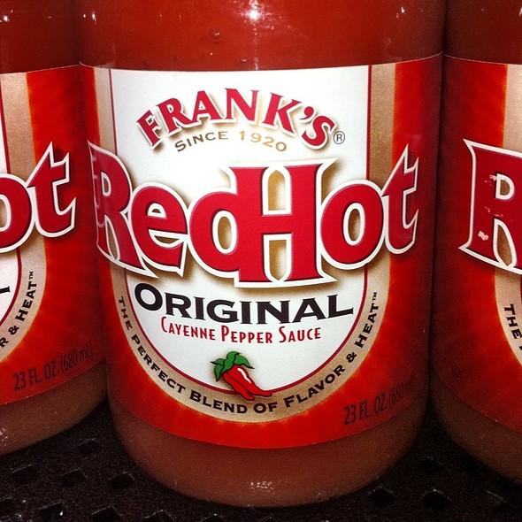 Franks Redhot Cayenne Pepper Sauce @ Walmart