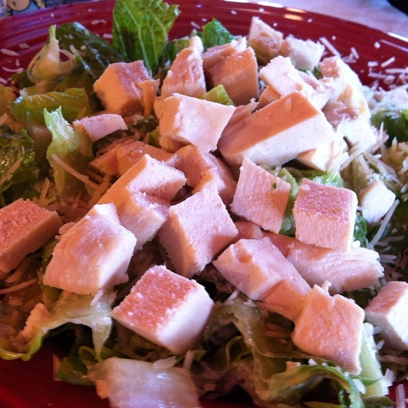 Ceasar Salad With Chicken