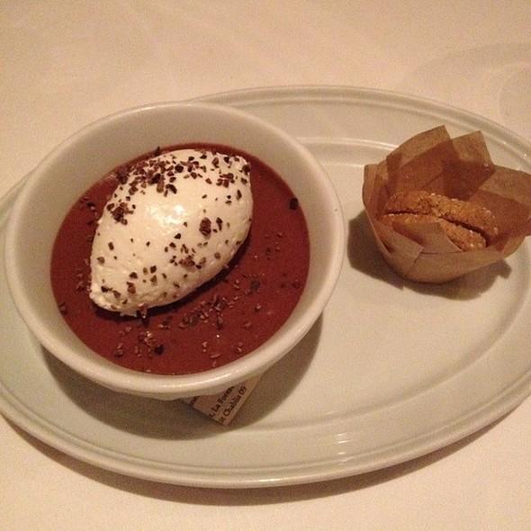 Chocolate Mousse @ Cafe des Amis