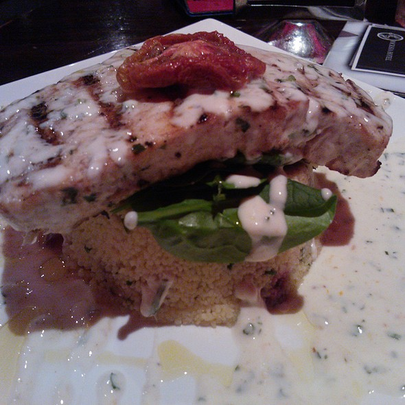Char Grilled Swordfish @ Rocksia Hotel