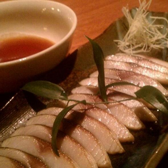 Aburi Shime Saba  @ Kyara Japanese Tapas