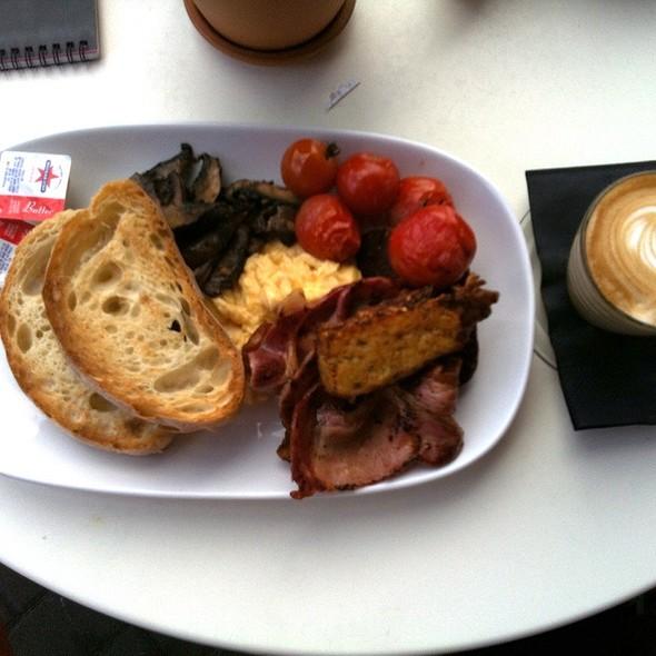 Whipped Breakfast