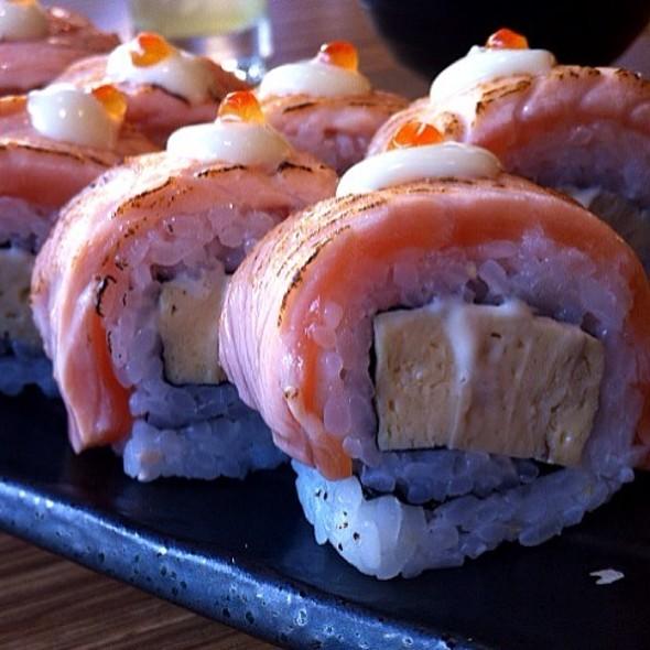 Salmon Roll @ Sushi Masa