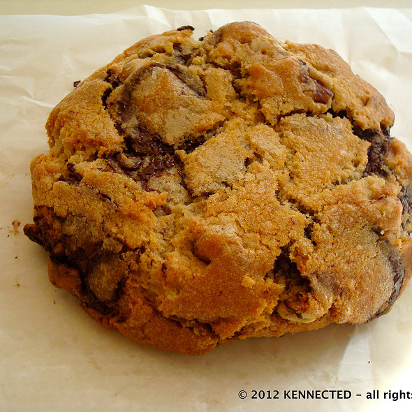 Chocolate Chip Pillow @ Little Brown