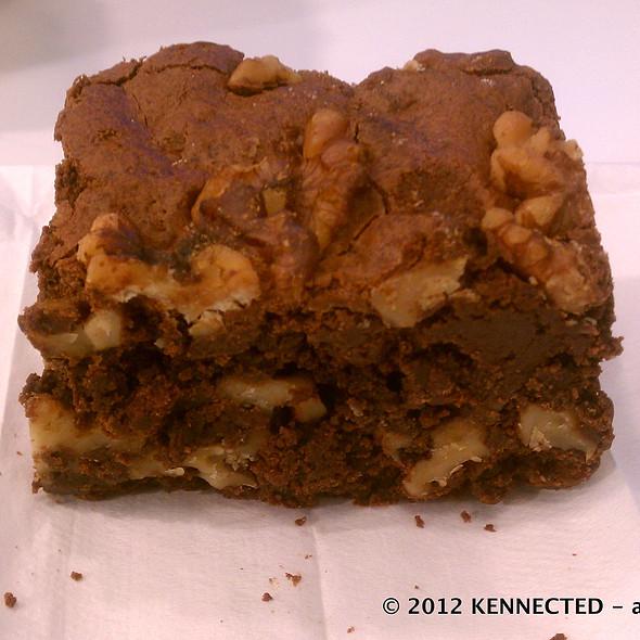Brownie @ Crumbs 42 Street